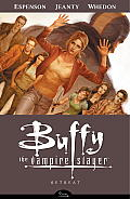 Buffy the Vampire Slayer Season Eight #06: Retreat  Cover