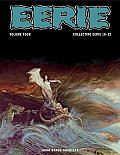 Eerie Archives Volume 4 Cover