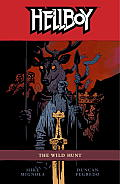 Hellboy #09: The Wild Hunt Cover
