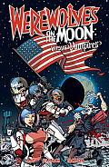 Werewolves On The Moon Versus Vampires