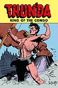 Thun'da, King Of The Congo by Frank Frazetta