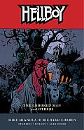 Hellboy #10: The Crooked Man and Others Cover