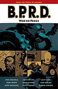 War on Frogs BPRD 12