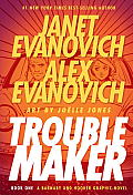 Troublemaker Book 1: A Barnaby and Hooker Graphic Novel