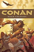 Conan #08: Black Colossus Cover