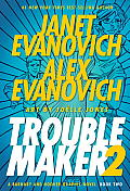 Troublemaker, Book 2 (Barnaby and Hooker Graphic Novels) Cover