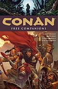 Conan Volume 9: Free Companions Tp (Conan) Cover