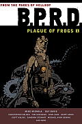 Plague of Frogs BPRD 01