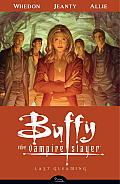 Buffy the Vampire Slayer #08: Last Gleaming Cover