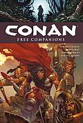 Conan Vol 9: Free Companions Hc