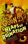 Goon #03: Heaps of Ruination Cover