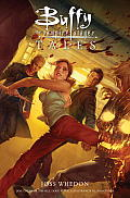 Buffy the Vampire Slayer: Tales Cover
