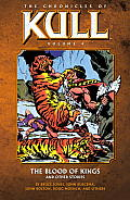 Chronicles of Kull Volume 4 Blood of Kings & Other Stories