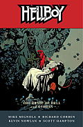 Hellboy #11: The Bride of Hell and Others Cover