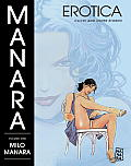 Manara Erotica Volume 1