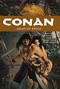 Conan #11: Conan Volume 11: Road of Kings Cover