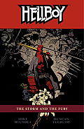 Hellboy #12: The Storm and the Fury