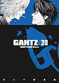 Gantz #20: Gantz Volume 20