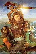 Buffy the Vampire Slayer #01: Buffy the Vampire Slayer Season 8, Volume 1 Cover
