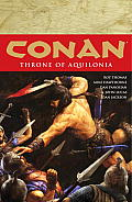 Conan Volume 12: Throne of Aquilonia Hc (Conan) Cover
