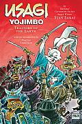 Usagi Yojimbo Volume 26 Traitors of the Earth