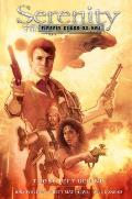 Serenity: Those Left Behind (2nd Edition) (Serenity 2nd Ed.) Cover