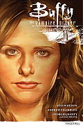 Buffy the Vampire Slayer #01: Buffy the Vampire Slayer Season 9 Volume 1: Freefall Cover