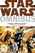 Star Wars Omnibus: Clone Wars Volume 1 - The Republic Goes to War (Star Wars Omnibus)