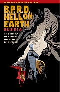 BPRD Hell on Earth Volume 3 Russia