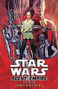 Star Wars: Agent of the Empire #01: Star Wars: Agent of the Empire, Volume 1: Iron Eclipse Cover