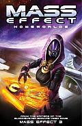 Mass Effect Volume 4 Homeworlds