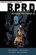 B.p.r.d.: Plague of Frogs Hardcover Collection 4