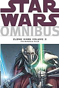 Star Wars Omnibus Clone Wars Volume 03 The Republic Falls