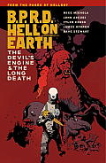 B P R D Hell on Earth Volume 4 The Long Death & the Devils Engine