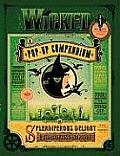 Wicked A Pop Up Compendium Of Splendifor