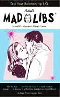 Adult Mad Libs Test Your Relationship IQ