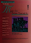 Music for Brass Ensemble: Trombone [With CD (Audio)]