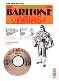 Famous Baritone Arias: Music Minus One: Baritone [With CD]