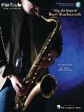 Play the Music of Burt Bacharach: Solo B-Flat Tenor Sax, Solo E-Flat Alto Sax [With 2 CDs]