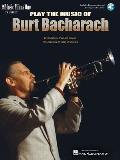 Play the Music of Burt Bacharach, Solo B-Flat Trumpet [With CD (Audio)]