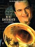 Play the Music of Burt Bacharach [With CD (Audio)]