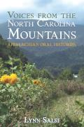Voices from the North Carolina Mountains:: Appalachian Oral Histories