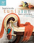 Learn to Do Tunisian Stitches: With Interactive DVD Cover
