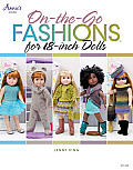 On-The-Go Fashions for 18 Inch Dolls