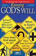 Knowing God's Will 5pk