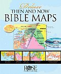 Deluxe Then and Now Bible Maps [With CDROM]