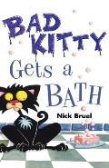 Bad Kitty 01 Gets A Bath