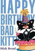 Happy Birthday, Bad Kitty Cover