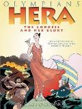 Hera: The Goddess and Her Glory (Olympians) Cover