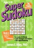Super Sudoku Book 2